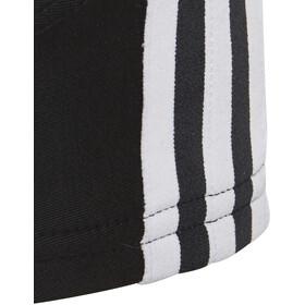 adidas Fit 3-Stripes Bikini de 2 piezas Niñas, black/white